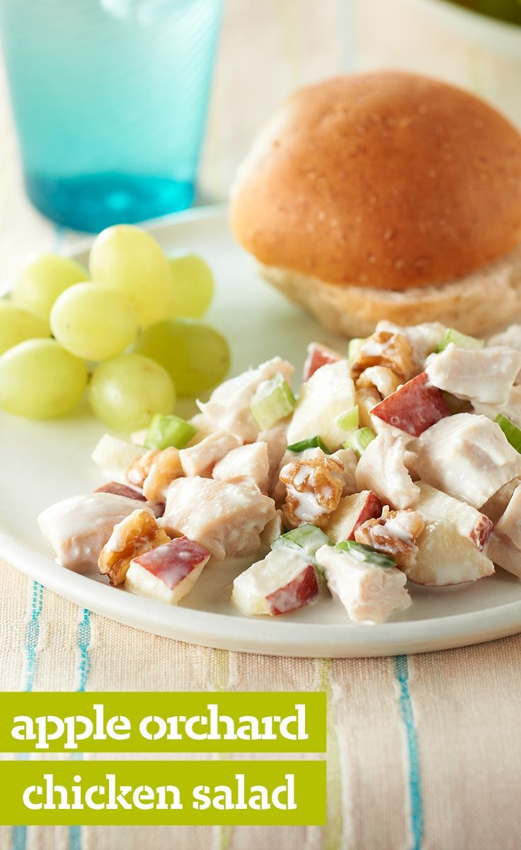 how to make chicken salad for diabetics