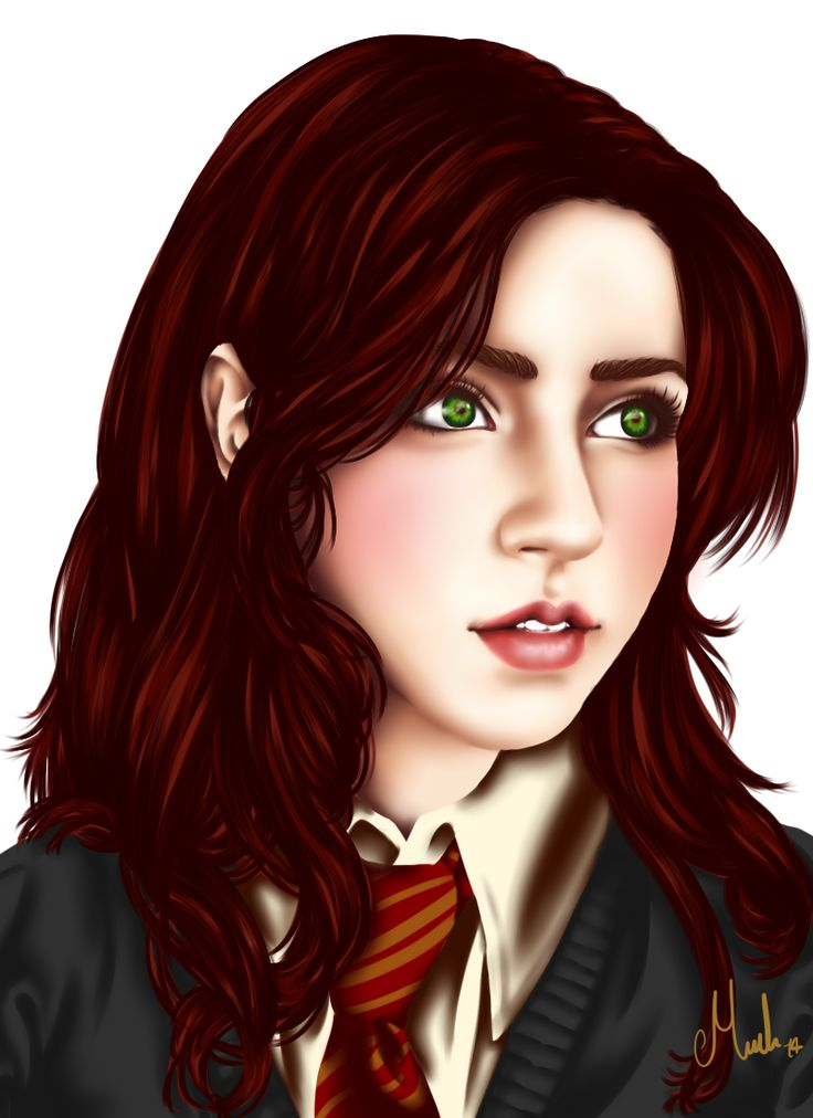 Lily Evans, again...
