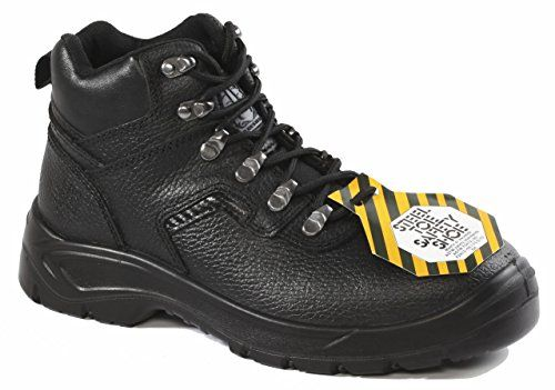51S01 Rhino Steel Toe Safety Work Boot
