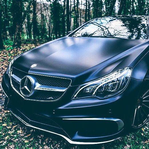 DRIVING BENZES — Mercedes-Benz E 400 coupé (Instagram...