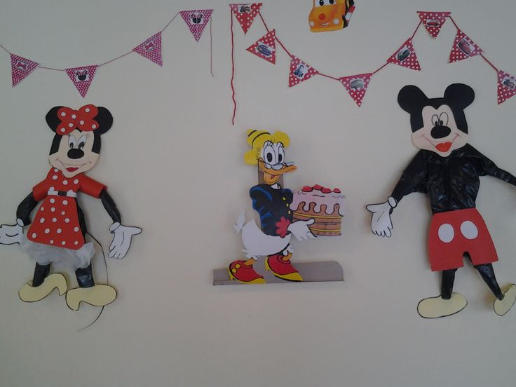 Decorazioni per la festa a tema Disney