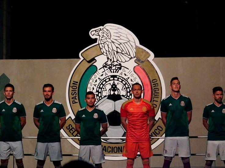 La Selección Nacional presenta nuevo uniforme hecho en México - MiMorelia.com