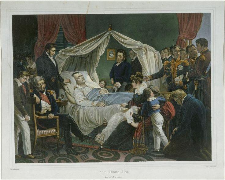 Michael Brandmüller | La mort de Napoléon Ier (Napoleons Tod.)