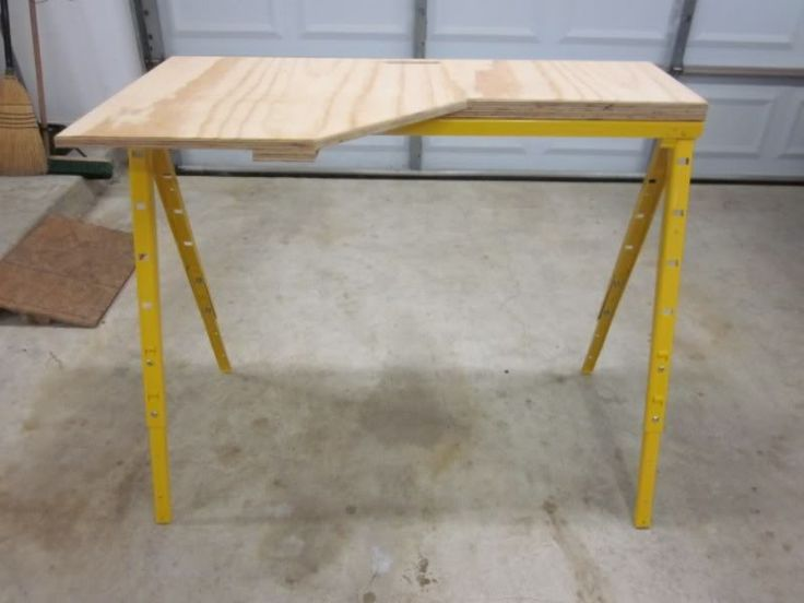 DIY Portable Shooting Bench Plans