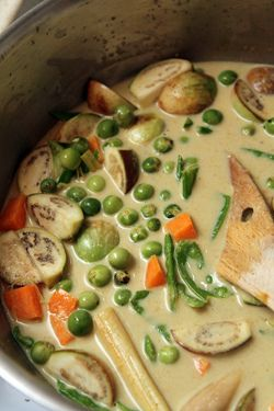 Thai Green Curry | David Lebovitz