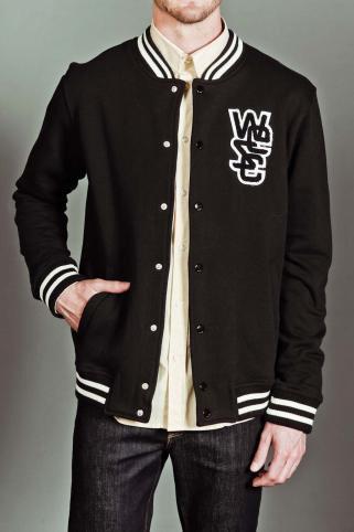 Jack-ets for Jackthreads.Basebal Jackets, Baseball Jackets, Jackthreads, Design Jackets, Black Jackets