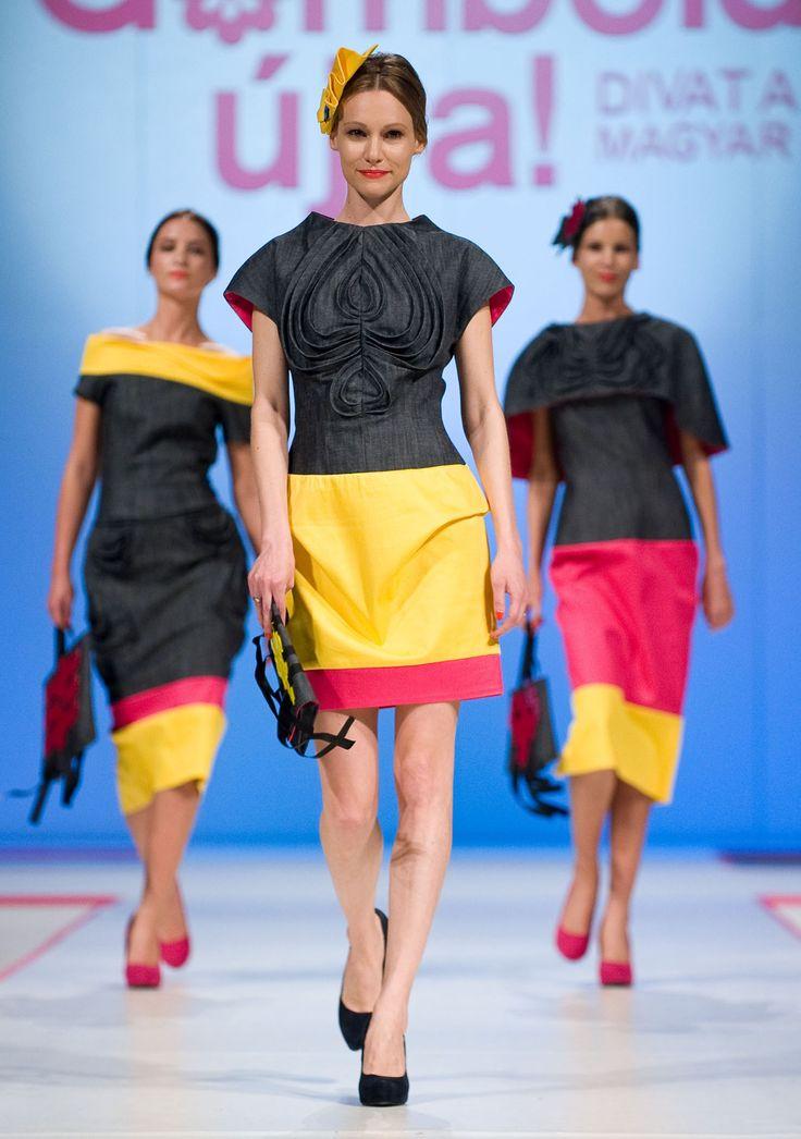 Gombold újra! Rebutton Hungarian Fashion Contest