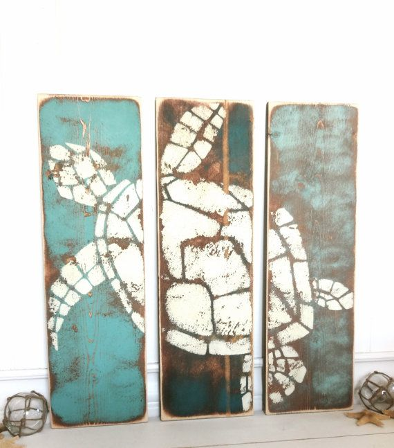 Meet Me Bye The Sea Vintage Honu by MeetMeByeTheSea on Etsy