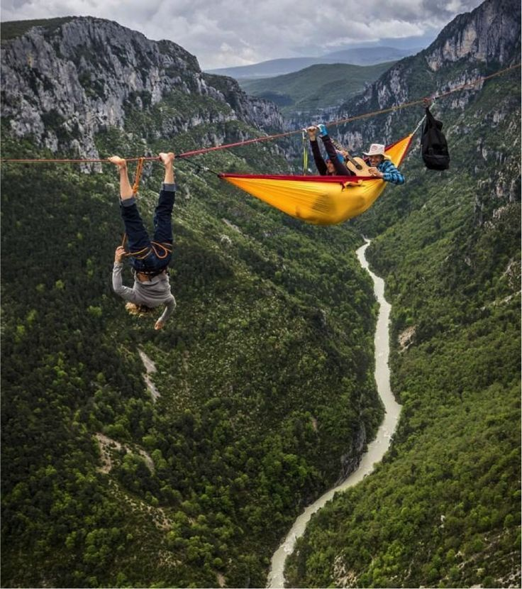 Extreme Sports- Where do I sign up!!!