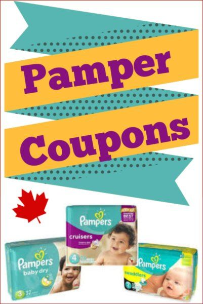 Like Pampers coupons? Try these...