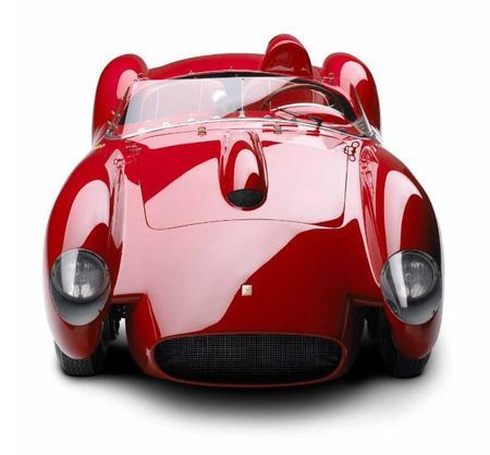 Ferrari 250 Testa Rossa, 1958. Collection Ralph Lauren © Photo Michael Furman
