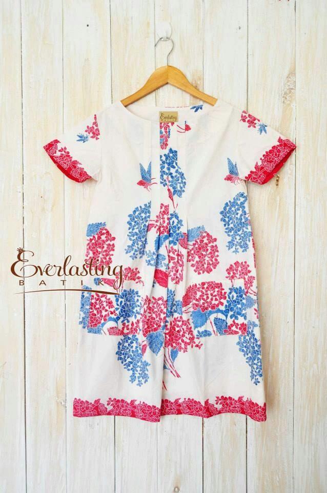 Batik dress/top