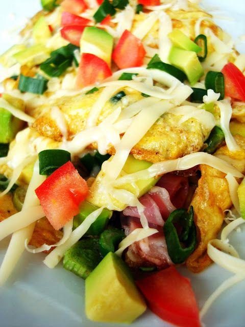 Dulce de Leche: Omeleta bez mena:)