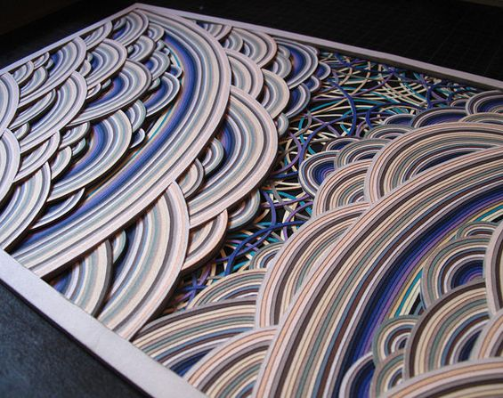 Gabriel Schama Gabriel Schama S Intricate 3d Laser Cut