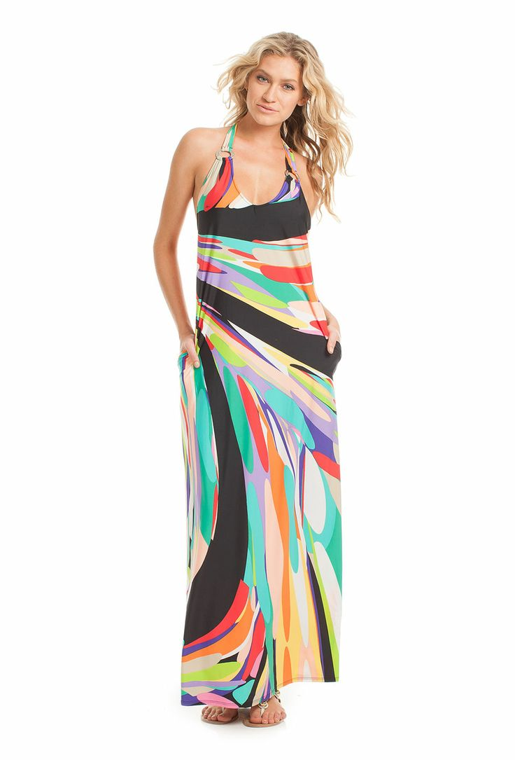 Prisma Long Dress