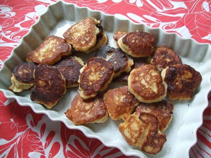 Papanas, ou petites crêpes roumaines pour lendemain de Mardi Gras