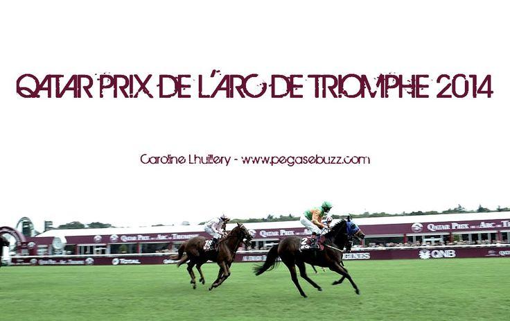 www.pegasebuzz.com | Qatar Prix de l'Arc de Triomphe 2014 - hippodrome Paris Longchamp
