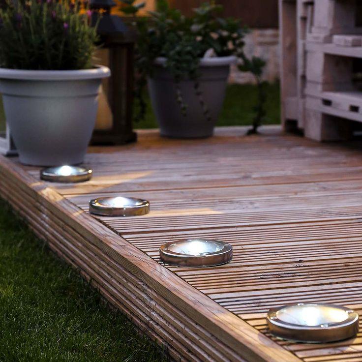 Best 25 Solar Deck Lights Ideas On Pinterest Exterior