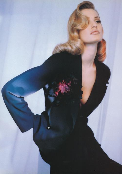 114 best images about Karen Mulder on Pinterest | Models ...