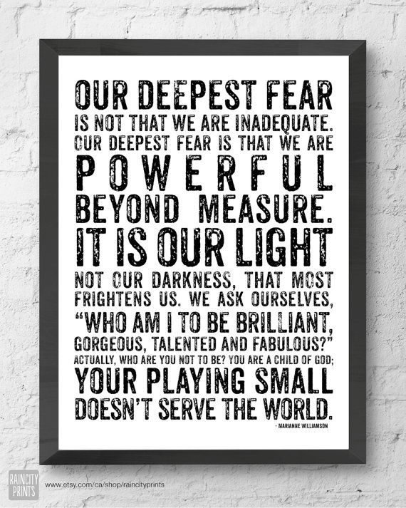Hey, I found this really awesome Etsy listing at https://www.etsy.com/listing/180609621/inspirational-poster-powerful-beyond