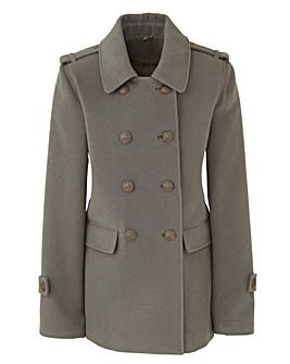 Ava By Mark Heyes Military Jacket