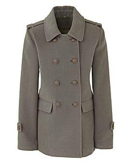 Ava By Mark Heyes Military Jacket