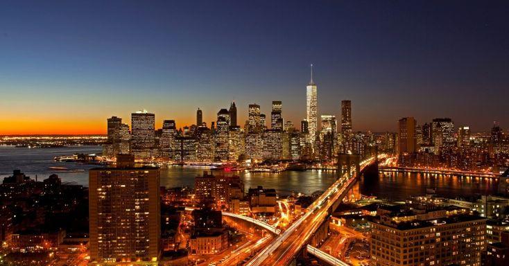 Passagem Para Nova York