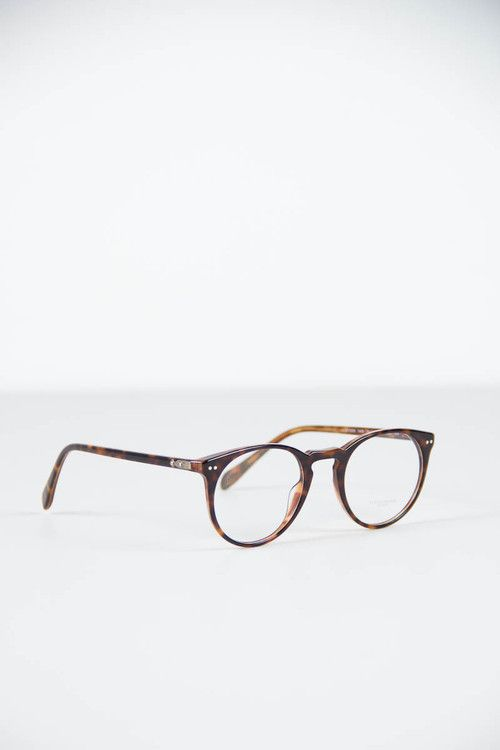 oliver-peoples-eyewear:  Oliver Peoples Vintage | Sir O'Malley Optical Frame | Dark Tortoise www.thebureaubelfast.com