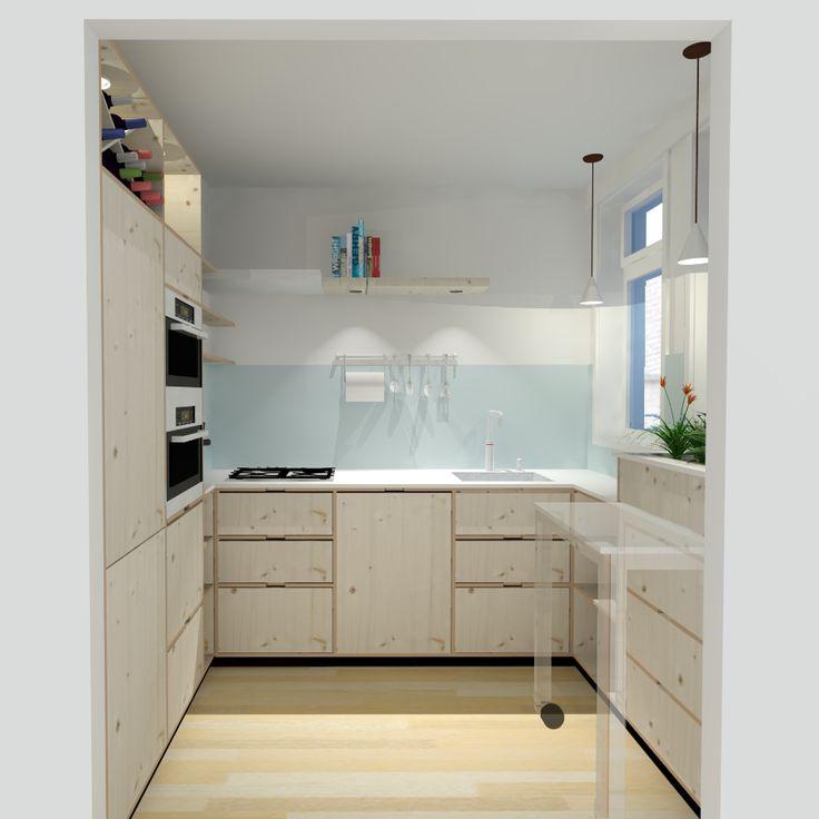 keuken 6m2 - Google zoeken
