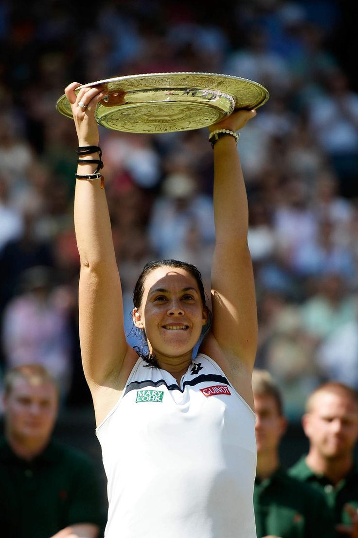 Marion Bartoli Final Match of the Wimbledon Tennis Championships July 6-2013 #WTA #Bartoli #Wimbledon