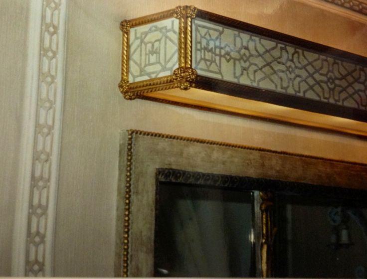 Guest Bathroom Lighting Ideas 77 best bathroom vanity lighting images on pinterest | bathroom