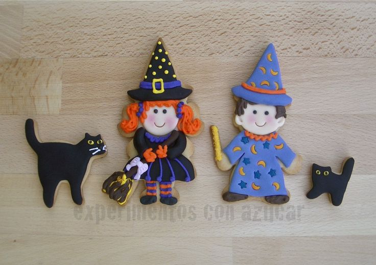 Experimentos con azúcar: Halloween