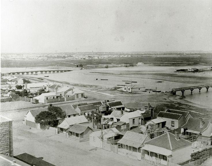 'The Lagoon' Port Melbourne - see pastport.com.au