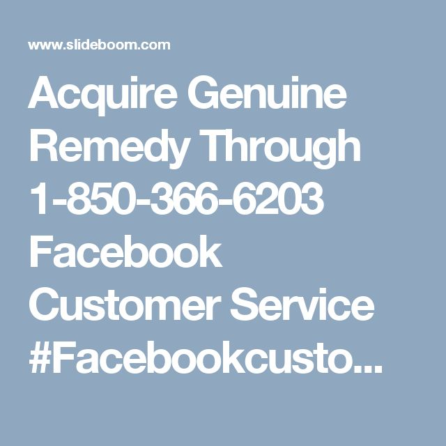 Acquire Genuine Remedy Through 1-850-366-6203 Facebook Customer Service #Facebookcustomerservice #Facebookcustomercare #FacebookCustomerServiceNumber #facebook customer care number #FacebookHackedAccount You ought to need to search for our groups specialists who will give you the Facebook client benefit. In this way, make a call at1-850-366-6203 and get the accompanying administrations from our side:- • Want to stop area highlight. • Want to download Facebook application? • Expert's…