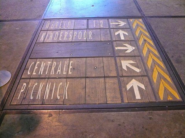 Floor signage | Flickr - Photo Sharing!