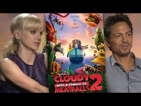 ¡Anna Faris Ama Nachos con Carne Asada,Cloudy With A Chance of Meatballs 2! - http://hagsharlotsheroines.com/?p=21842