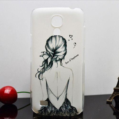 Case For Samsung Galaxy S4 mini i9190 i9195 i9192 Case Cute Cartoon UV Print Hard Cover Case For Samsung Galaxy S4 mini Case