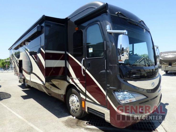 New 2016 American Coach Revolution 39A Motor Home Class A