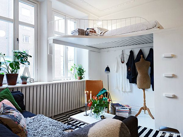 How to Make the Most of a Small Space