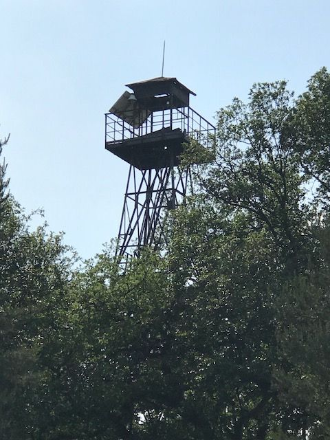 "Watch Tower from the Iron Curtain days in ""Vienna Day Trip: Sopron and the Pan-European Picnic Memorial."""