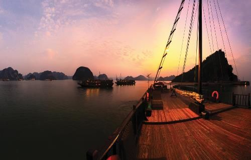 Bai Tu Long Bay, Vietnam - Less popular alternative to ha long bay