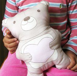 free bear sewing pattern - Google Search