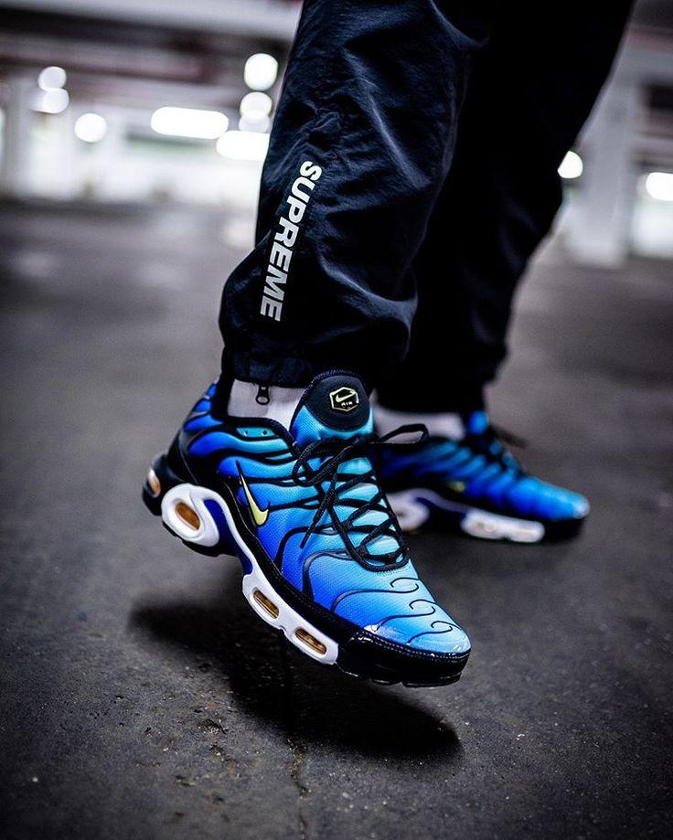 Nike Air Max Plus | Sporty shoes, Nike air max mens, Swag shoes