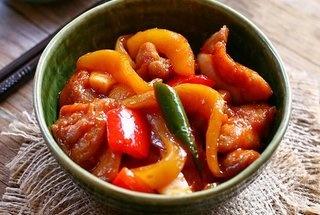 Mango ChickenMalaysian Chicken, Asian Recipe, Chicken Recipes, Mango Chicken, Chicken Dishes, Food And Drinks, Fries Batter, Chicken Malaysian, Malaysian Mango
