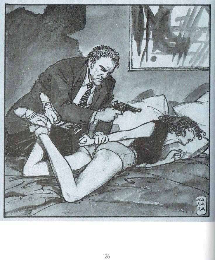 Manara Maestro dell'Eros-Vol. 22, La letteratura illustrata-126