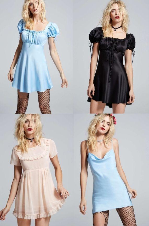 .Moda de Subculturas: Moda e Cultura Alternativa.: A coleção de Courtney Love para Nasty Gal Like Nancy Spungen a Rock Female in this edition 4 X 4 by this blog da moda...