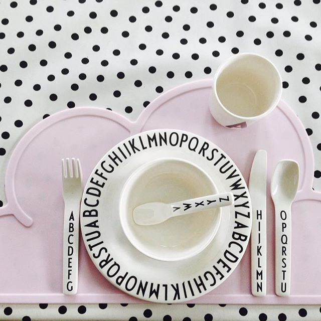 Kidsu0027s Tableware Can Be Stylish! @kgdesign_se Cloud And Car Placemats Are  Live! We