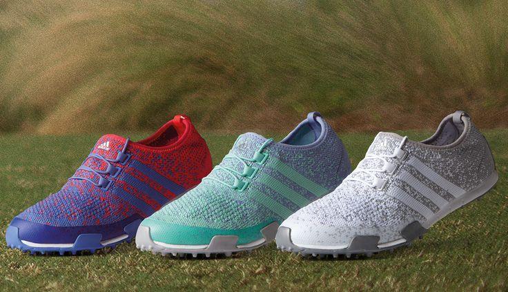 adidas Women's Ballerina Primeknit Golf Shoes | Golf Galaxy