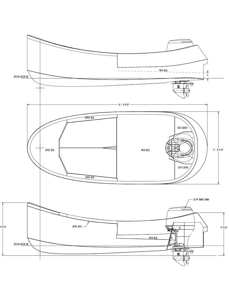 Trailerable Houseboat Plans   aluminum boat, aluminum fishing boat, aluminum tugboat, mini tugboat