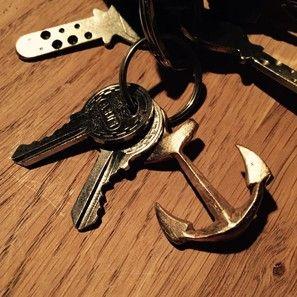 Key®ingo Anchor bronze - myringo.ch